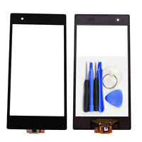For Sony Xperia Z1s L39t C6916 Black Touch Screen Digitizer Replacement New+Tool
