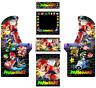 Arcade 1UP Cabinet artwork full cabinet - Mario Kart Nintendo