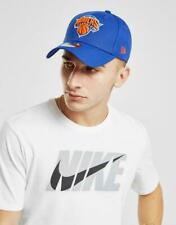 New Era NBA New York Knicks 9FORTY Cap Blue One Size