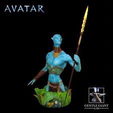 Gentle Giant Avatar Tsu Tey Navi Warrior Mini Bust New
