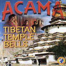 Acama Tibetan Temple Bells CD