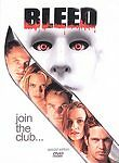 Bleed (DVD, 2003) Disc Only !!