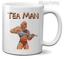 He Man Inspired - Parody - Tea Man - Funny Mug Cup Ceramic 320ml 11oz
