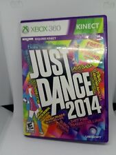Just Dance 2014 Xbox 360 Replacement Case And Manual Only
