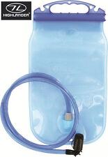 SL Hydration Pack Bag Water Bottle Day Backpack Rucksack Aqua Bladder Insert 2L