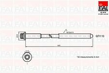 ENGINE HEAD BOLT (BOX OF 10) FAI B1465