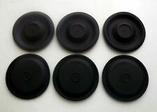 6 X Carburetor diaphragms suit all Victa G4 & LM plastic carbies CR0635A CR0635U