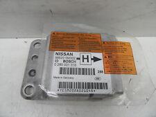 Nissan Almera II N16 Airbag Steuergerät 0285001318 988205M302