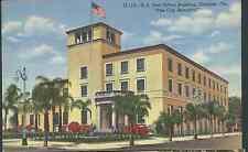 FLORIDA, ORLANDO US POST OFFICE BUILDING  LINEN (FL-O)