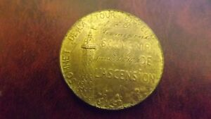 FRANCE MEDAL INSCRIBED JUNE 24 1901 PAUL KRUGER THE PRESIDENTS VISIT TO FRANCE