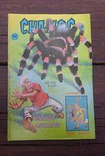 "VTG 1976 MEXICAN COMIC CHANOC # 874 ""ENANUS-ANCIANUS"" TARANTULA-SPIDER PARODY"