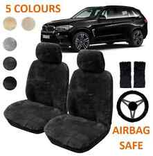 Sheepskin BMW Car and Truck Seat Covers