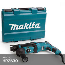 Makita HR2630 Rotary Hammer Drill 3Mode 26mm SDS PLUS 800W 6.50lb 14Inch 220V