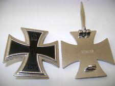 EK 1 -1870- Eisernes Kreuz an Nadelsystem,glänzend- Aufschrift  GODET