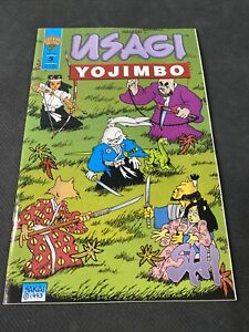Usagi Yojimbo #5 1993 Mirage Comics