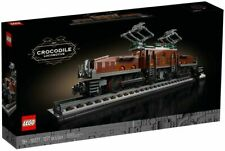 LEGO Creator 10277 Crocodile Locomotive en Prêts à Poster Neuf