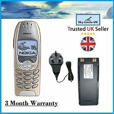 New condition Nokia 6310i Mobile Phone Unlocked in Gold