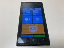 Nokia Lumia 900 - 16GB - Black (AT&T) Cracked Screen - Parts - Grade E