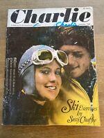 Charlie Magazine For Adventurous Generation November 1969 Ski Exercises Cover