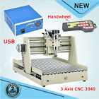 3040 CNC Router Machine 3-Axis Wood Working Tool 3D Engraver Cutter with Remote