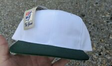 Vintage 90s The Game blank dead stock snapback hat, NWT