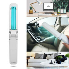 Portable UVC Germicidal Lamp Hand-held Folding Home Travel Disinfection Lamp
