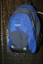Jansport large blue two tone backpack read for more information