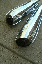 Suzuki T500 GT500 Exhaust Mufflers