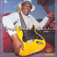 Long John Hunter - Ride with Me [New CD]