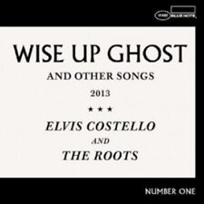 ELVIS & THE ROOTS COSTELLO - WISE UP GHOST  CD NEW!