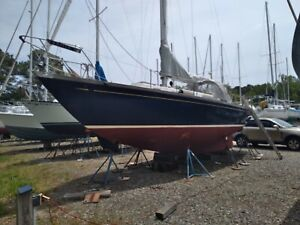 1966 Morgan 34 Sailboat