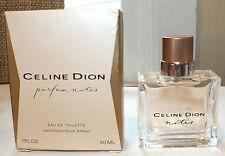 Celine Dion Parfum Notes EDT Eau de Toilette  1 fl.oz./30 ml in Box New