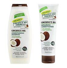 Palmer's Coconut Oil Conditioning Shampoo 400ml & Repairing Conditioner 250ml