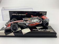 Minichamps McLaren Mercedes MP4-23 L.Hamiliton 2008 WORLD CHAMPION 1:43 *OVP*