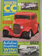 Custom Car magazine February 1989