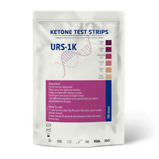 100Pcs Urine Analysis Tester Paper Ketone Strips Urine Acid Alkaline Test Paper