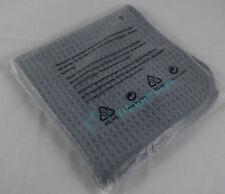 Tupperware T 20 FaserPro Faser Pro Glanz Mikrofasertuch Grau Neu OVP