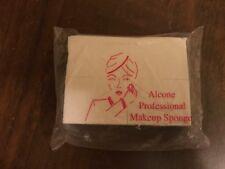 Alcone Professional Makeup Sponges - 1 Block of 8 Pieces