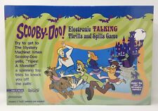 Scooby Doo! Electronic Talking Thrills and Spills Board Game Pressman NEW Sealed