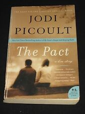 wmf* SALE: JODI PICOULT ~ THE PACT : A LOve Story   tp