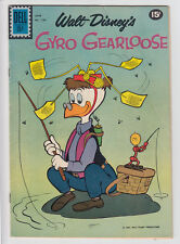 GYRO GEARLOOSE # 1184 (#3) 1961 FOUR COLOR Carl Barks VERY GOOD+ 4.5