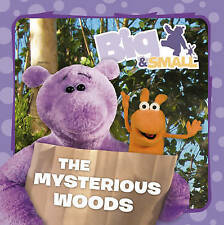 Big & Small - The Mysterious Woods, New, Davey Moore Book