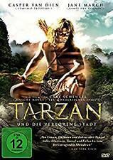 DVD * Tarzan und die verlorene Stadt *   NEU OVP