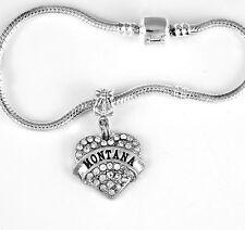 Montana Bracelet Huge sale Montana Gift Montana Bangle Big Sky Present