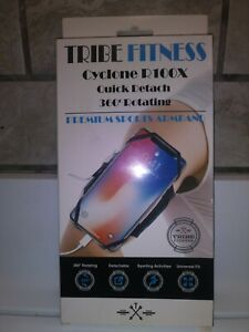 TRIBE Running Phone Holder Sports Armband. iPhone Cellphone Arm Band for Women &