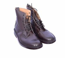 Trickers Men's Burford Espresso Boots Size 7.5