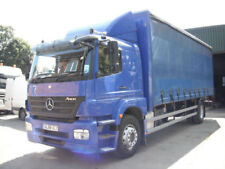 Mercedes-Benz Curtain Side Manual Commercial Lorries & Trucks
