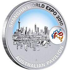 Architektur internationale Münzen aus Silber