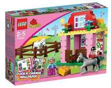 LEGO® DUPLO® 10500 Pferdestall NEU OVP_ Horse Stable NEW MISB NRFB A+++