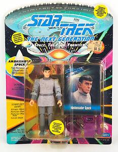 Star Trek TNG Ambassador Spock Action Figure 1:16 Playmates Toys 1993